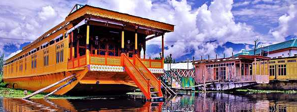 Kashmir houseboat southern travels